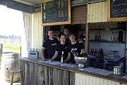 Friendly Team at Lancaster Estate Wines