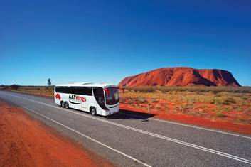 Ayers Rock Resort to Alice Springs Transfer (Y6)