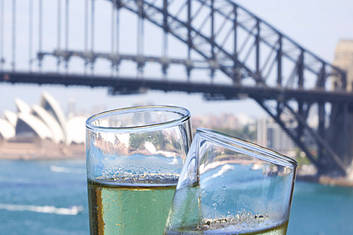 """Strictly 80's"" Sydney Harbour Lunch Cruise $45 p.p inc. Buffet and Complimentary Champagne Cocktail"