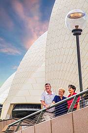 Sydney Sights, Opera House and Bondi Beach (NEW from 1Apr)
