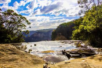 1 Day Blue Mountains Sunset & Wildlife Spotting (with Lunch)