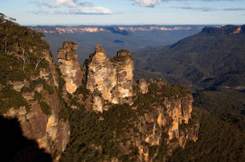 Blue Mountains - Three Sisters, James Horan, Destination NSW