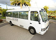 Cairns Airport to Port Douglas (one-way) - Seat in Coach (per person)